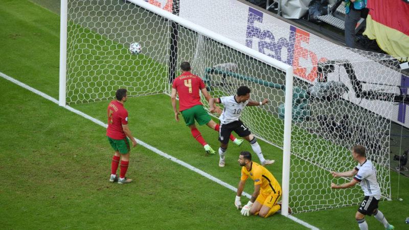 Португалия не может победить Германию на последних 4 крупных турнирах