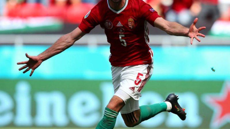 Франция и Венгрия сыграли вничью на ЕВРО-2020