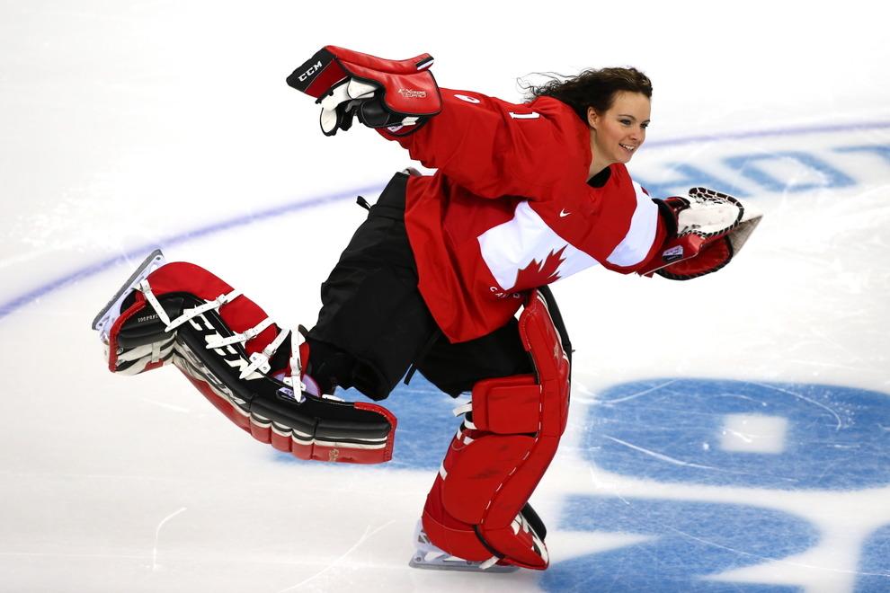 Косы и клюшки: немного о женском хоккее