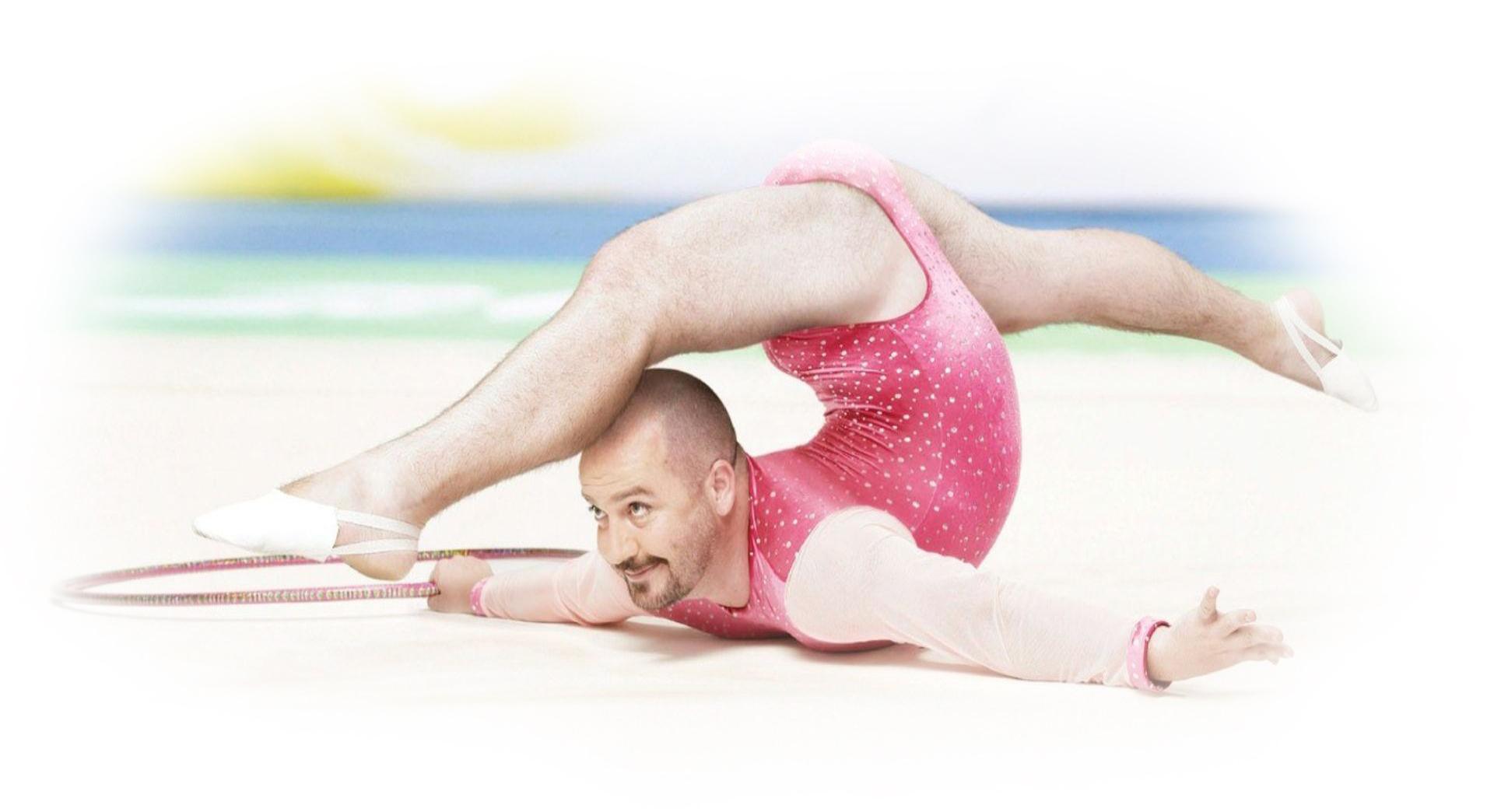 Ломаем стереотипы: мужчины в художественной гимнастике