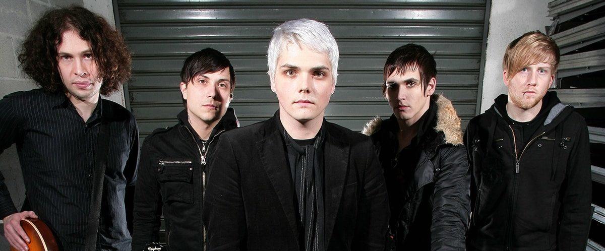 Welcome to the Black Parade again: 13-летний альбом группы My Chemical Romance вернулся в чарты Billboard
