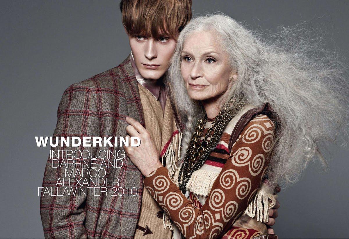 Пожилые модели: женщины, которые разрушили стереотип о старости