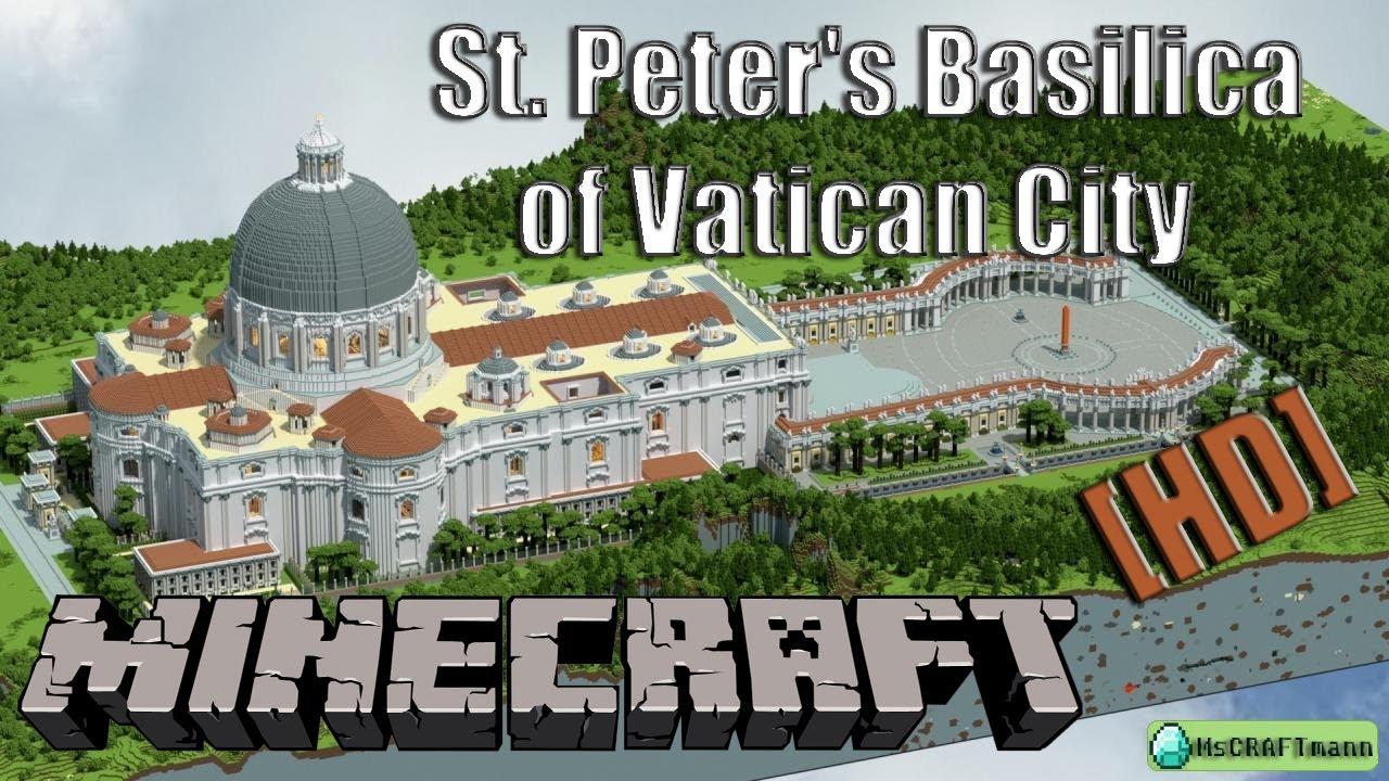 Вход грешникам воспрещён! Ватикан разработал новый сервер Minecraft