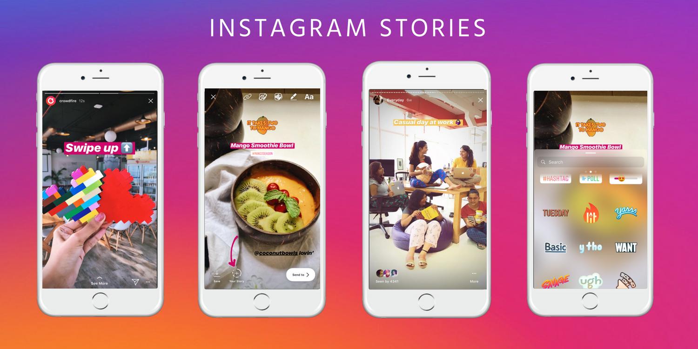 Все о Stories: как снять интересный контент, о чем рассказать и какие ошибки не стоит допускать
