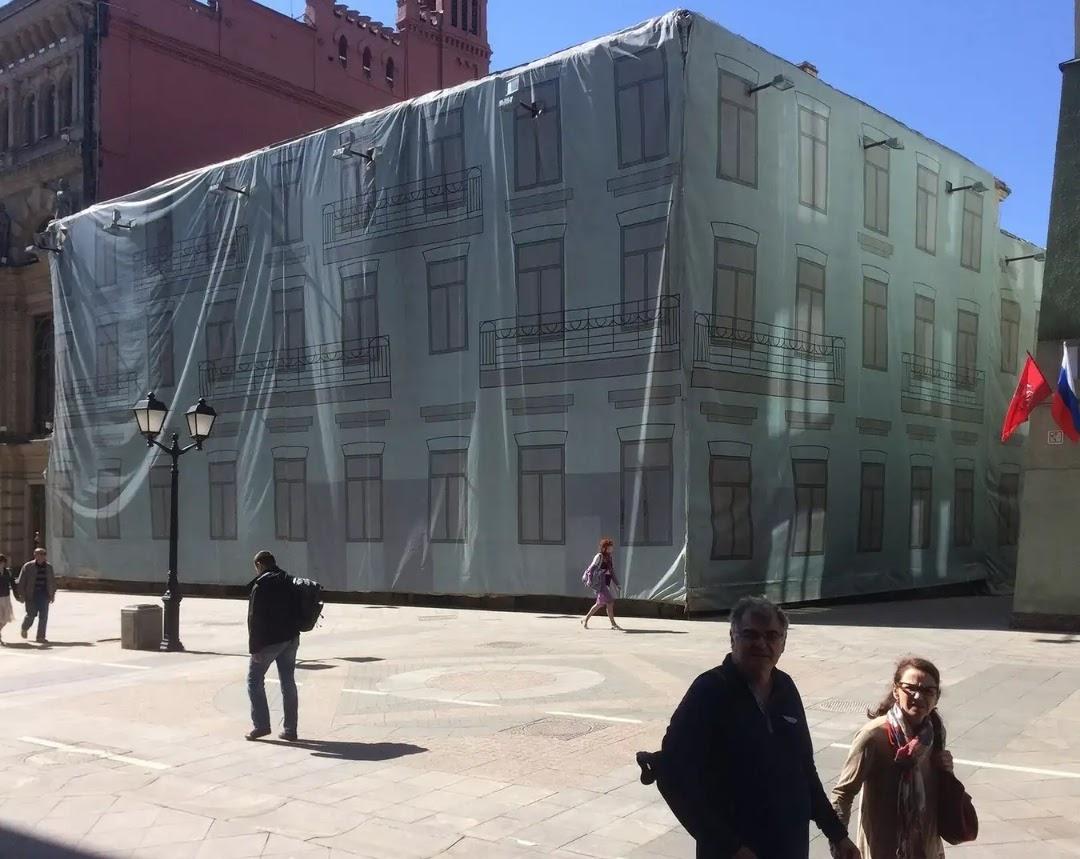 Потёмкинская Москва: беспредел на улицах города