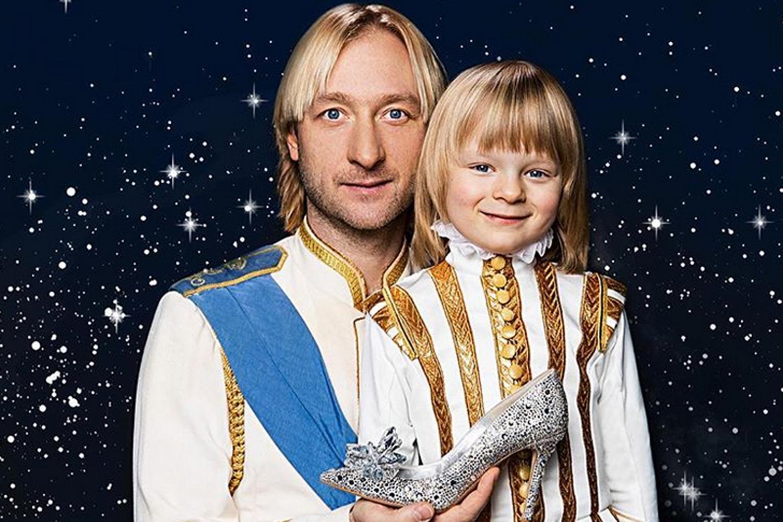 Новогоднее чудо на льду: в Москве пройдет новое шоу Евгения Плющенко