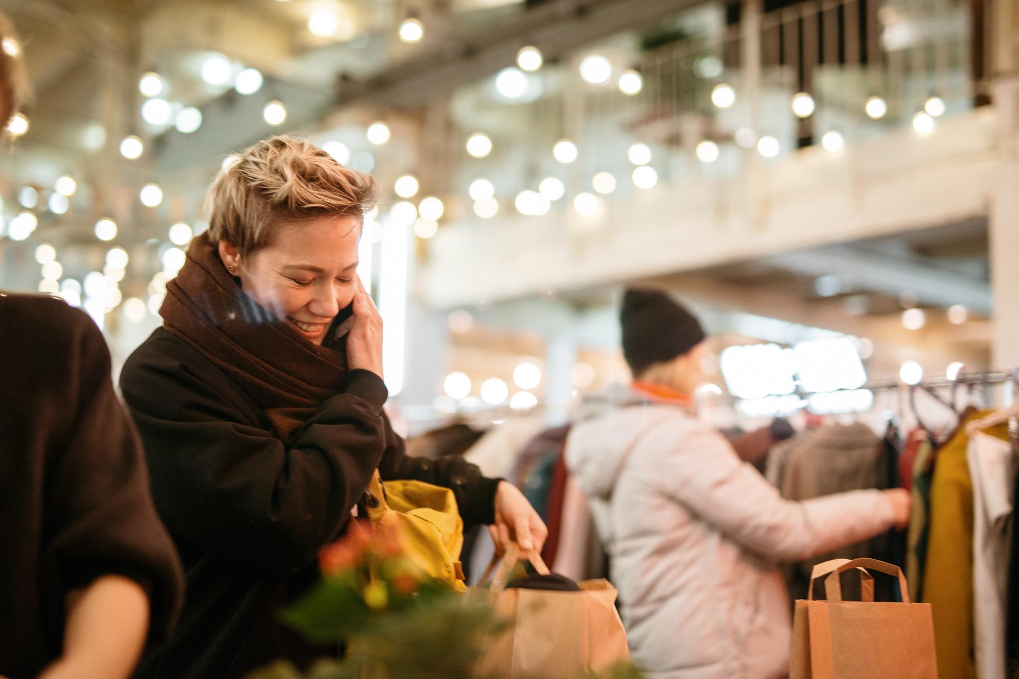 Авито теперь оффлайн: Эскимо garage sale