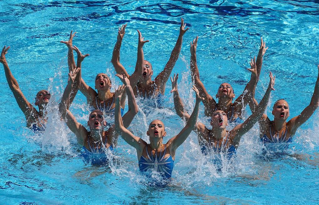 Плавание перестало быть синхронным: новое название олимпийского вида спорта