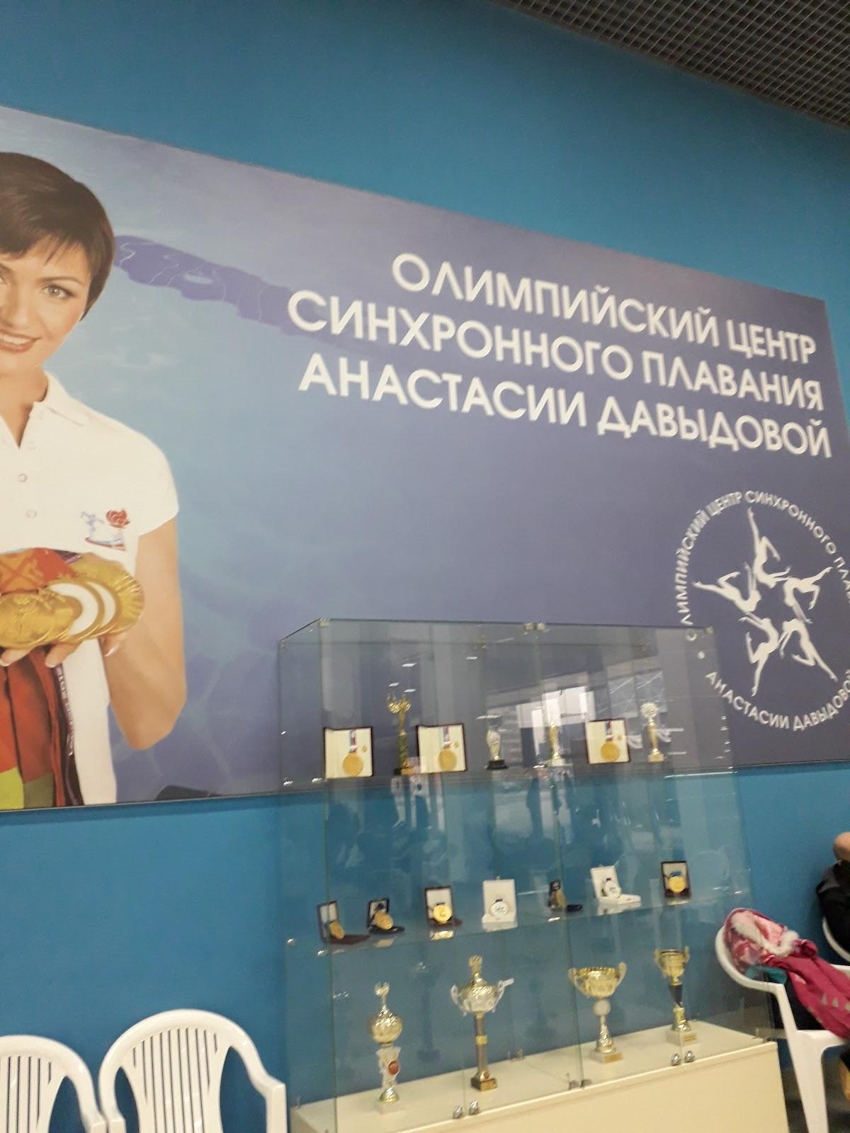 В Москве прошло Первенство по синхронному плаванию