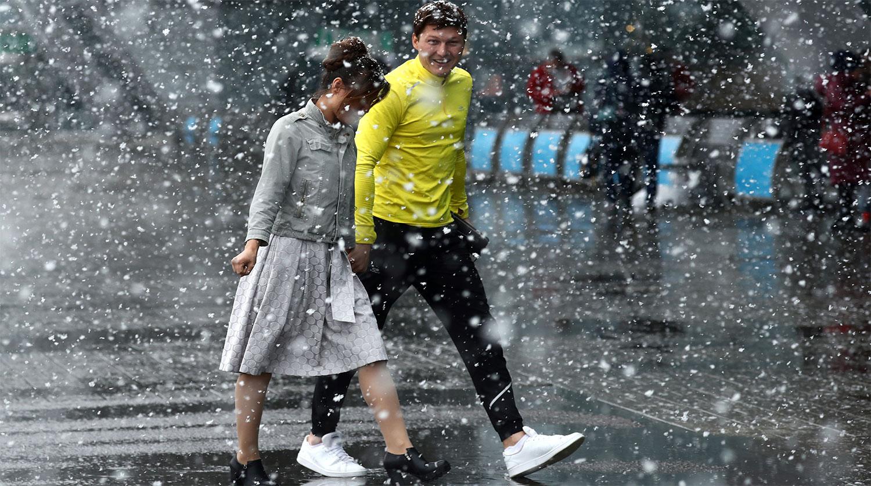 Ждать ли снег на Новый год: почему в Москве оттепель