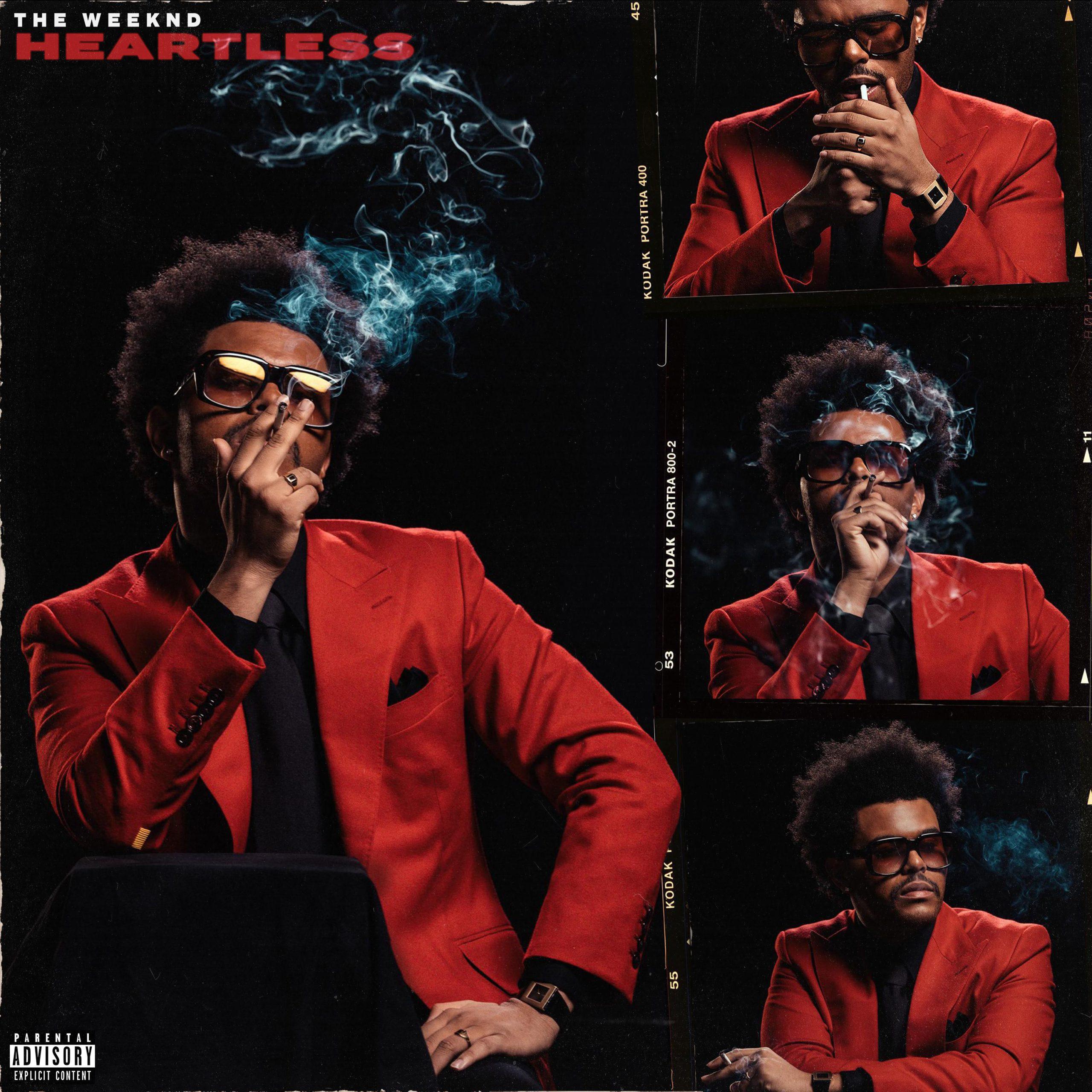 Ooh, I'm Blinded by the Lights: певец The Weeknd выпустил второй сингл за неделю
