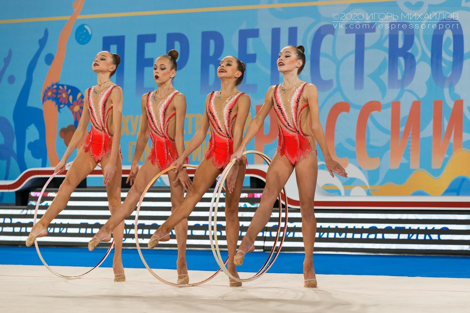 Первенство России по художественной гимнастике: как прошли первые этапы соревнований