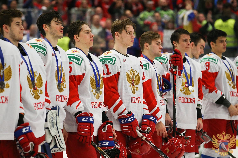 Сборная России топит чешский лёд: о том, как сборная Россия взяла серебро МЧМ-2020