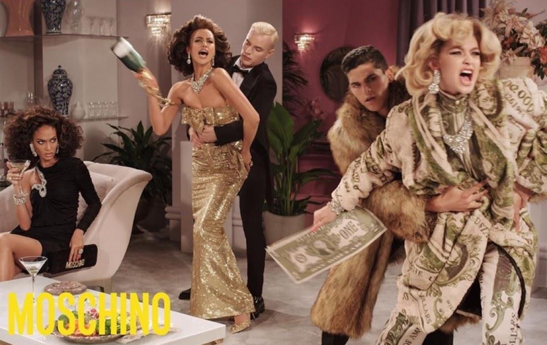 Как в кино: лучшие рекламные ролики культовых домов моды