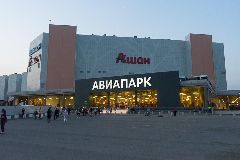 Город в городе: чем «Авиапарк» отличается от других ТЦ Москвы?