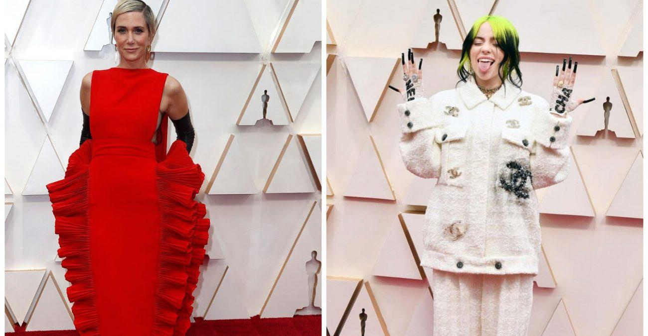 Самые эффектные образы «Оскара»-2020