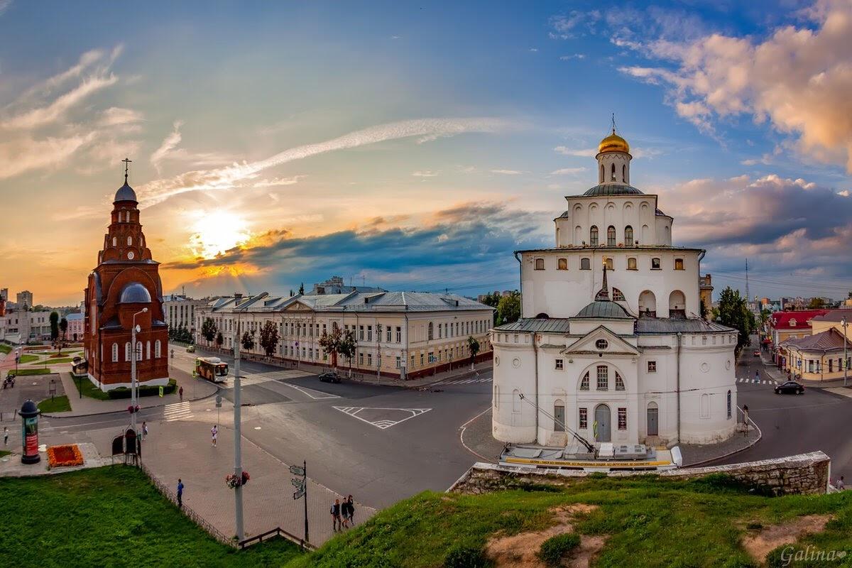 Без «Централа»: едем в непривычный Владимир