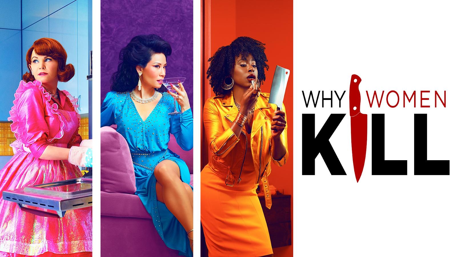 """Почему женщины убивают: новый шедевр от создателя """"отчаянных домохозяек"""""""