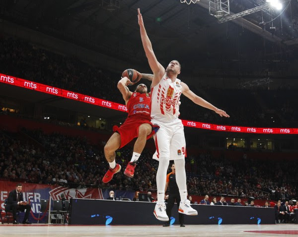 Трудная победа сборной ЦСКА в Сербии