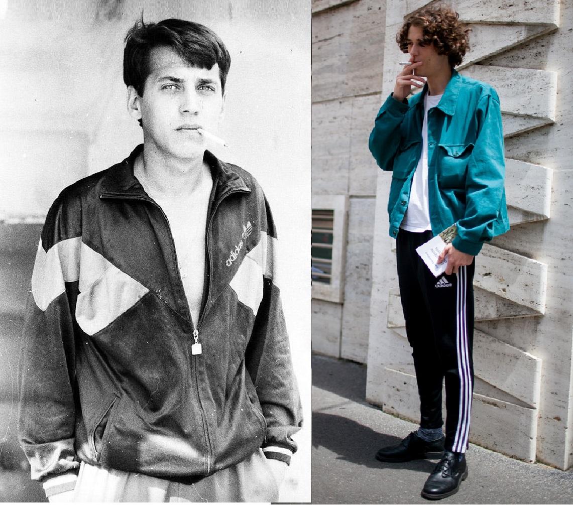 Роскошь 80-х или Гранж 90-х: мода сквозь года