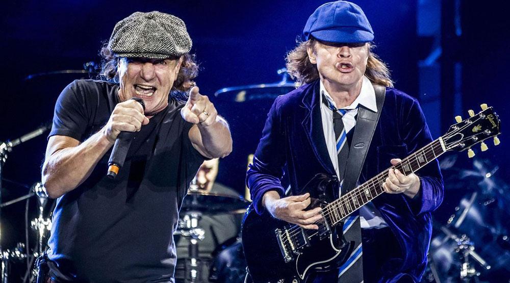AC/DC: история пионеров хард-рока и хеви-метала