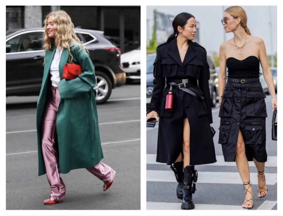 Повседневная одежда, которая соответствует всем трендам подиума: что это?