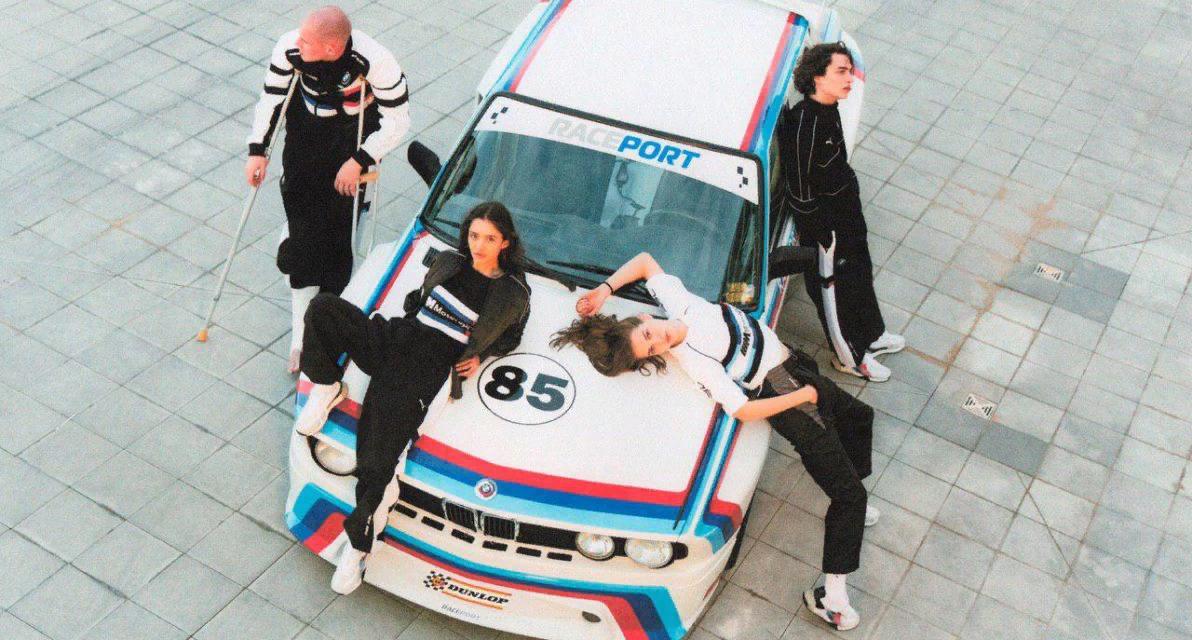 Автоспорт в мире моды: лучшие коллекции, связанные с гонками