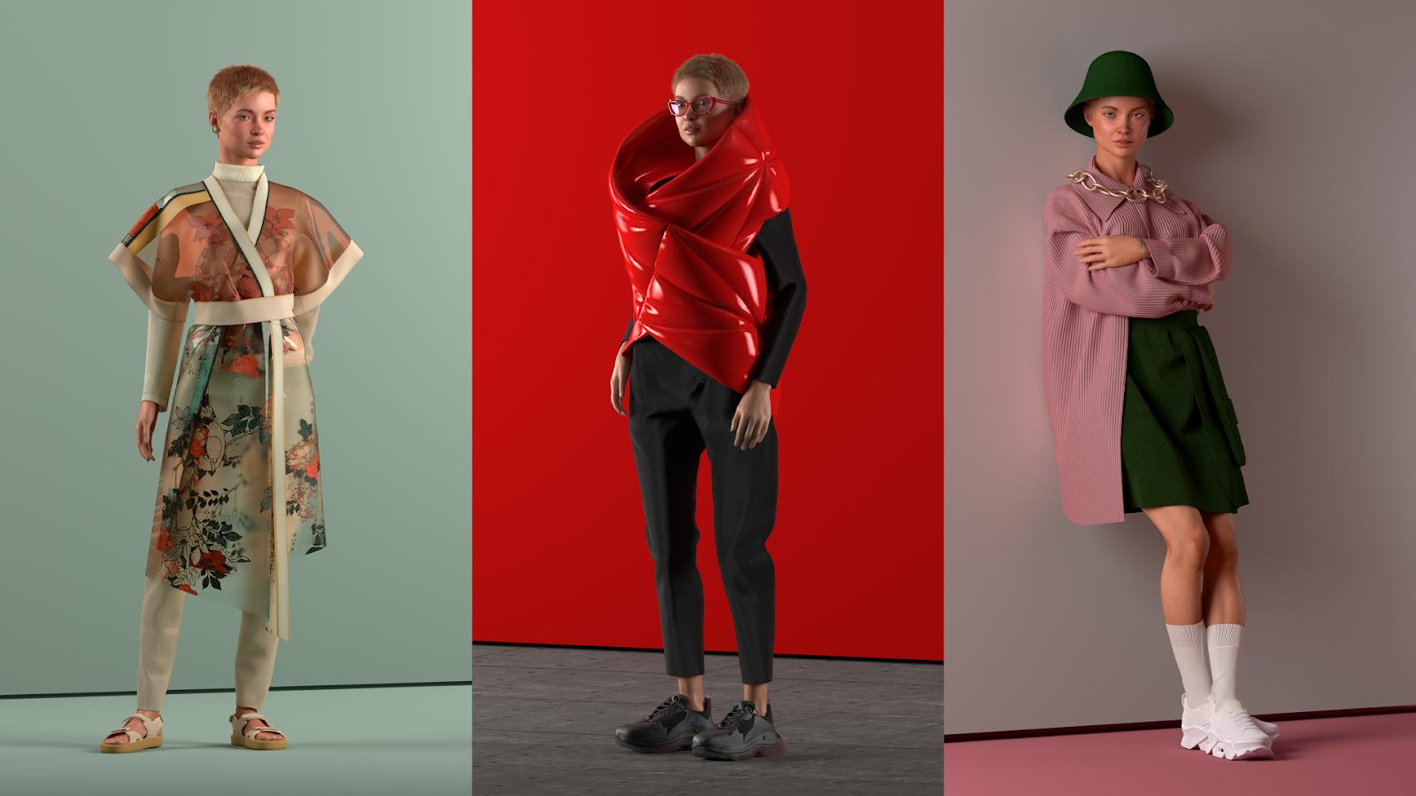 Новое о новом: интервью с виртуальной моделью Алионой Пол