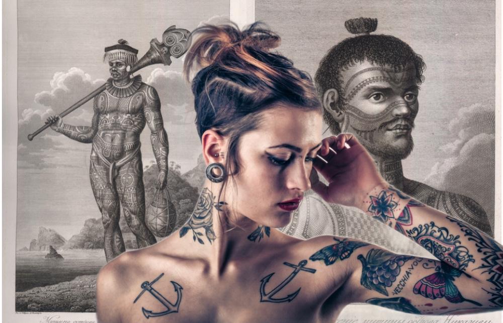 Татуировки: от мумий до наших дней