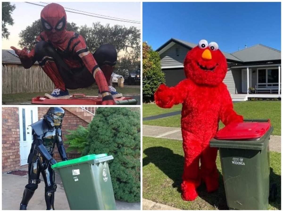 Выбрасывай мусор красиво: австралийский челлендж #binisolationouting