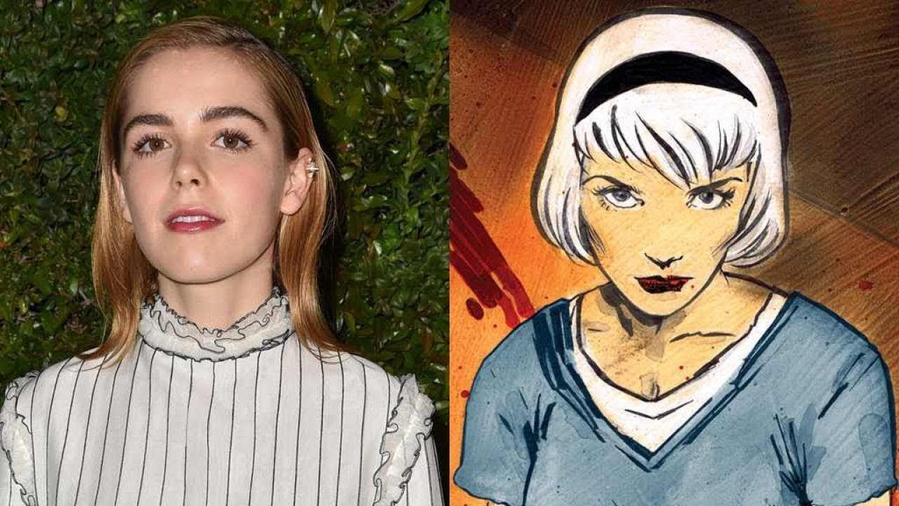 Сабрина: как проходил ее путь из комикса в Netflix