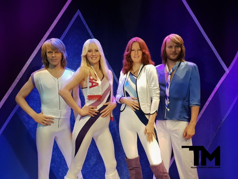 ABBA возвращается с новыми композициями