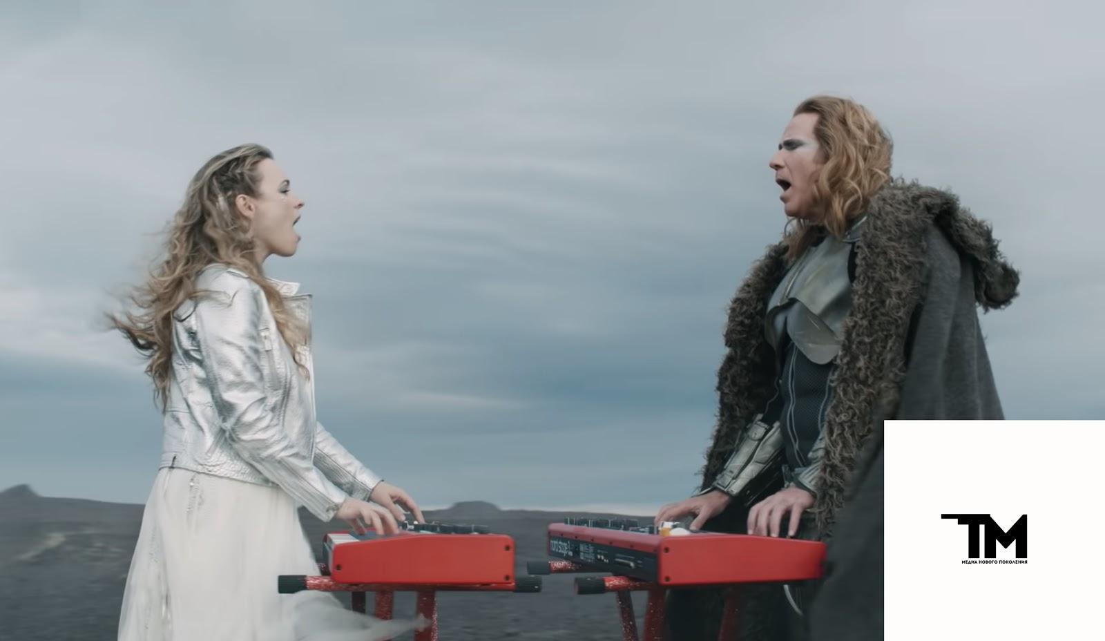 Netflix снимает комедию про Евровидение