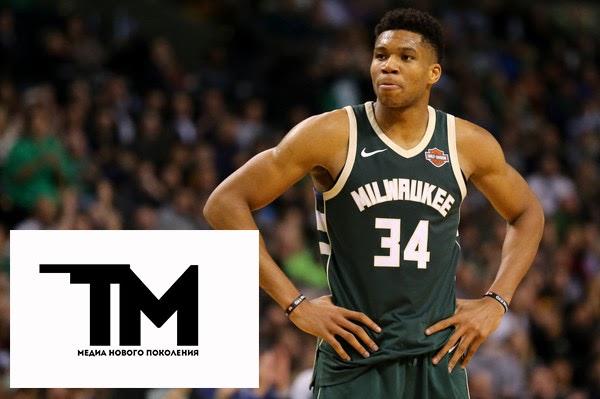 Адетокумбо — будущее НБА?