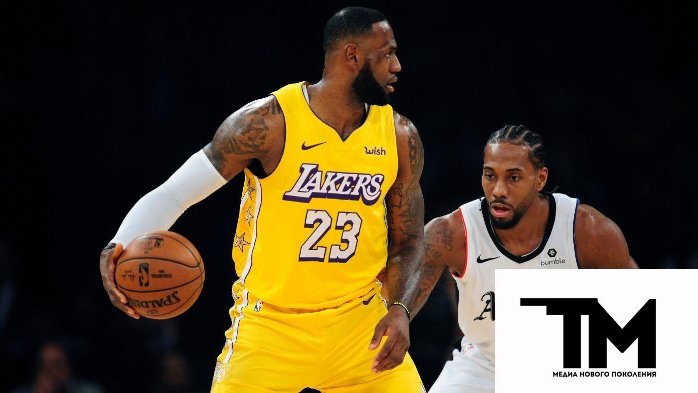 Новый формат плей-офф НБА