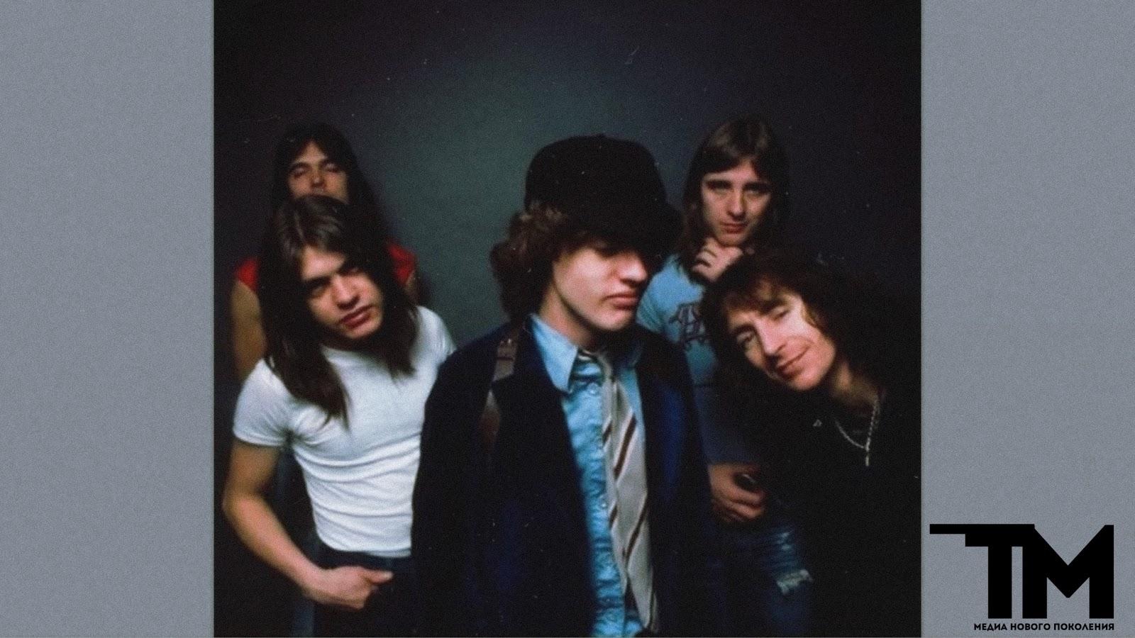"AC/DC и ""Back in Black"""
