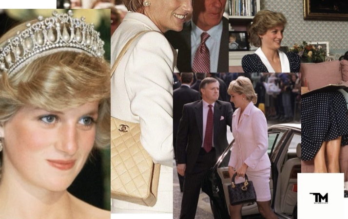 Леди Ди с Lady Dior: Особенности стиля принцессы Уэльской