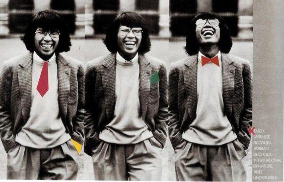 Модный укротитель запада: история Такада Кензо