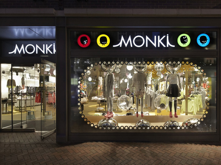 Monki запустил онлайн-магазин в России