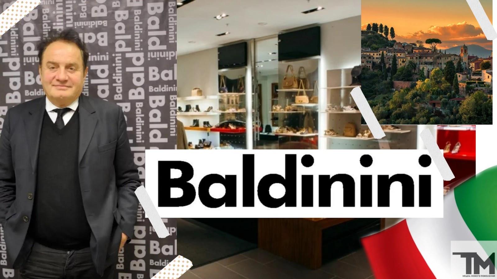 Baldinini: известный на весь мир семейный бизнес