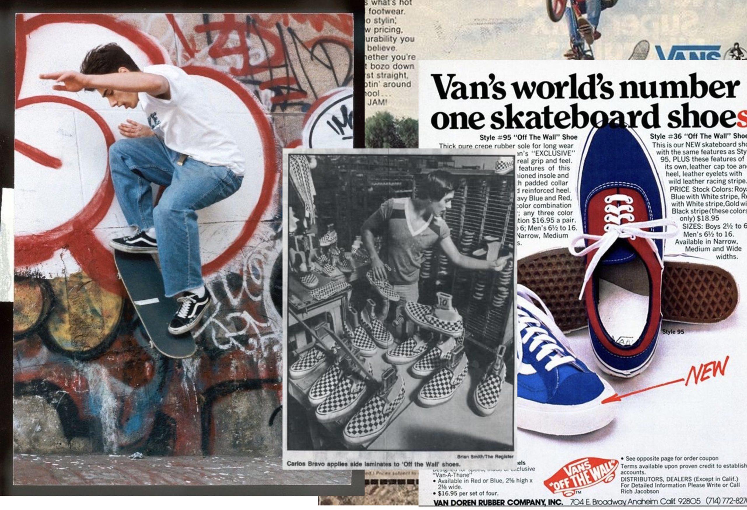 """Как рос """"Vans"""": от обуви для черлидеров до популярнейшего бренда"""