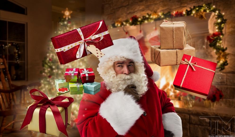 Новогодние подарки: от эко-продуктов до волшебных ароматов