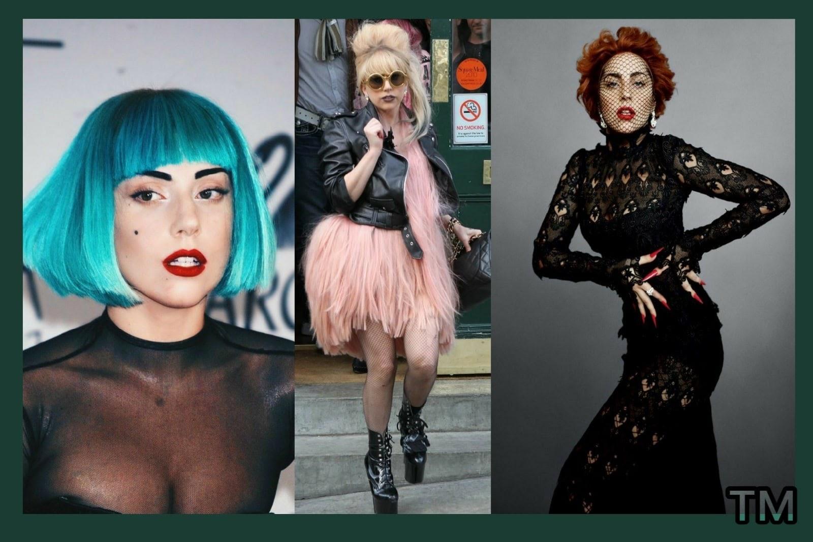 От яйца до осьминога: как выражается Леди Гага