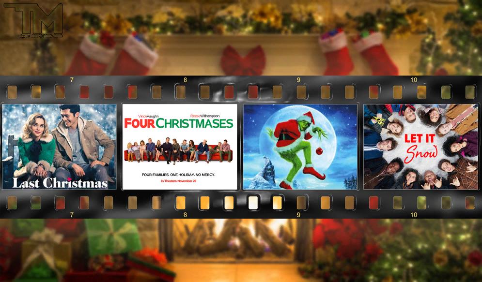 С праздником! Рождественские фильмы