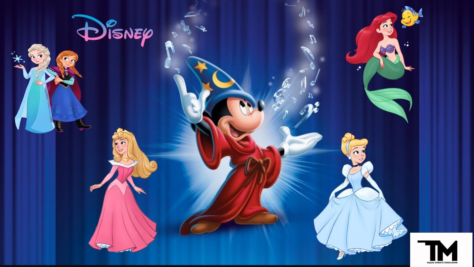 Волшебная музыка Disney от Okko
