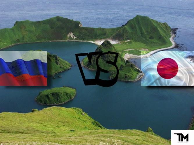 Россия против Японии: кому принадлежат Курилы?