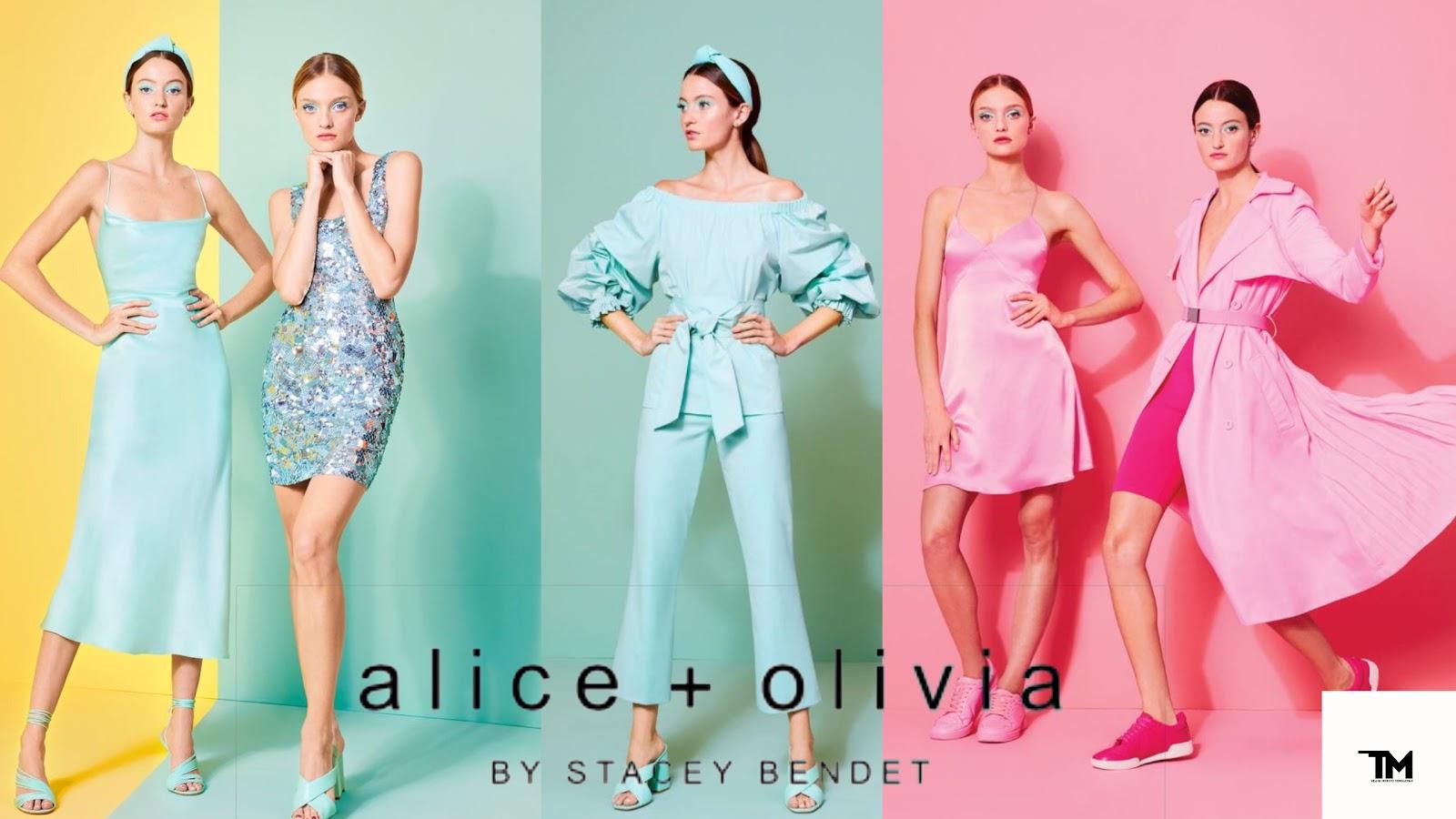 Нарушительница дресс-кода: бунтарка Стейси Бендет и бренд Alice+Olivia
