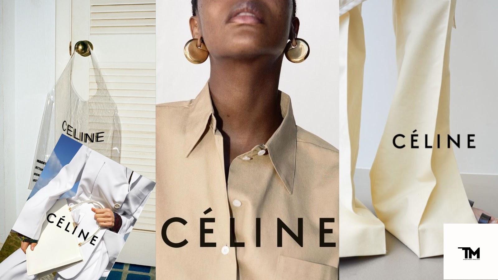 Создание культового французского бренда: история Celine