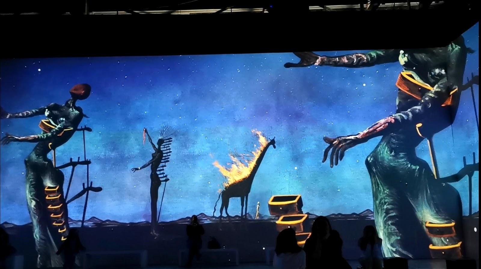 В центре Artplay проводится выставка «Король сюрреализма»