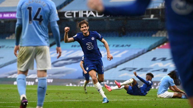Челси обыграл Манчестер Сити в 35 туре АПЛ